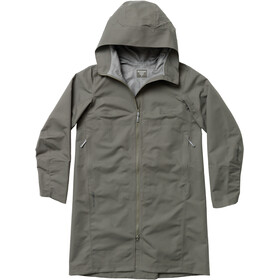 Houdini One Parka Women, baremark green